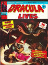 Cover for Dracula Lives (Marvel UK, 1974 series) #25