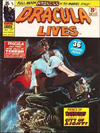 Cover for Dracula Lives (Marvel UK, 1974 series) #27