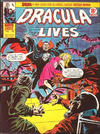 Cover for Dracula Lives (Marvel UK, 1974 series) #28