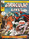 Cover for Dracula Lives (Marvel UK, 1974 series) #15