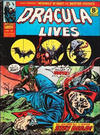 Cover for Dracula Lives (Marvel UK, 1974 series) #34
