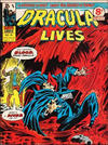 Cover for Dracula Lives (Marvel UK, 1974 series) #35
