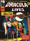 Cover for Dracula Lives (Marvel UK, 1974 series) #38
