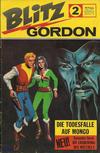 Cover for Blitz Gordon (Semic, 1967 series) #2