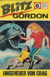 Cover for Blitz Gordon (Semic, 1967 series) #6