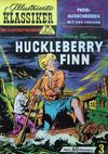 Cover for Illustrierte Klassiker [Classics Illustrated] (Rudl Verlag, 1952 series) #3 - Huckleberry Finn