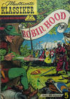 Cover for Illustrierte Klassiker [Classics Illustrated] (Rudl Verlag, 1952 series) #5 - Robin Hood