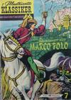 Cover for Illustrierte Klassiker [Classics Illustrated] (Rudl Verlag, 1952 series) #7 - Die Abenteuer des Marco Polo