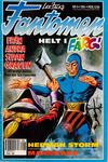 Cover for Fantomen (Semic, 1963 series) #8/1991