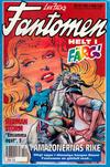 Cover for Fantomen (Semic, 1963 series) #10/1991