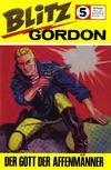 Cover for Blitz Gordon (Semic, 1967 series) #5