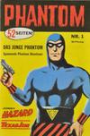 Cover for Phantom (Semic, 1966 series) #1