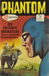 Cover for Phantom (Semic, 1966 series) #15