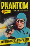 Cover for Phantom (Semic, 1966 series) #20