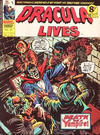 Cover for Dracula Lives (Marvel UK, 1974 series) #31