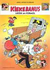 Cover for Kiekeboe (Standaard Uitgeverij, 1990 series) #76 - Liefde en formol