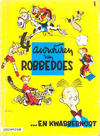 Cover Thumbnail for Robbedoes en Kwabbernoot (1953 series) #1 - 4 avonturen van Robbedoes... en Kwabbernoot [herdruk uit 1990]