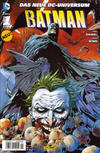Cover for Batman (Panini Deutschland, 2012 series) #1 (66)
