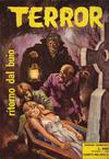 Cover for Terror (Ediperiodici, 1969 series) #33