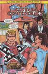 Cover for Captain Confederacy (SteelDragon Press, 1986 series) #4 [No price]