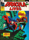 Cover for Dracula Lives (Marvel UK, 1974 series) #39