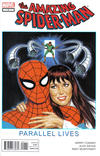 Cover for Amazing Spider-Man: Parallel Lives (Marvel, 2012 series) #1