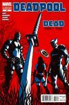 Cover for Deadpool (Marvel, 2008 series) #50 [Bradshaw variant]