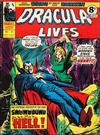 Cover for Dracula Lives (Marvel UK, 1974 series) #41