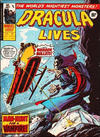 Cover for Dracula Lives (Marvel UK, 1974 series) #43