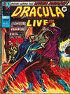 Cover for Dracula Lives (Marvel UK, 1974 series) #44