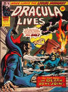 Cover for Dracula Lives (Marvel UK, 1974 series) #47