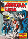 Cover for Dracula Lives (Marvel UK, 1974 series) #48