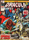 Cover for Dracula Lives (Marvel UK, 1974 series) #50