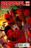 Cover Thumbnail for Deadpool (2008 series) #50 [Bradshaw variant]