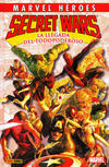 Cover for Coleccionable Marvel Héroes (Panini España, 2010 series) #11 - Secret Wars: La Llegada del Todopoderoso