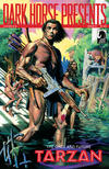 Cover for Dark Horse Presents (Dark Horse, 2011 series) #9 [166] [Tarzan Yeates ]