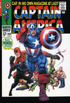 Cover for Captain America Omnibus (Marvel, 2011 series) #1 [Ron Garney Cover]