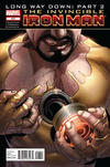 Cover for Invincible Iron Man (Marvel, 2008 series) #517