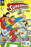 Cover for Superman Family Adventures (DC, 2012 series) #1