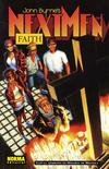 Cover for Next Men: Faith (NORMA Editorial, 1996 series)