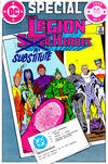 Cover for Legion of Substitute Heroes Special (DC, 1985 series) #1 [Direct]