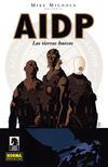 Cover for AIDP (NORMA Editorial, 2004 series) #1 [Segunda Edición]