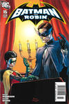 Cover Thumbnail for Batman and Robin (2009 series) #15 [newsstand]