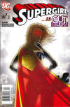 Cover for Supergirl (DC, 2005 series) #3 [Newsstand - Ian Churchill / Norm Rapmund Cover]