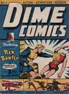 Cover for Dime Comics (Bell Features, 1942 series) #4