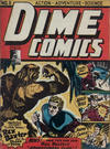Cover for Dime Comics (Bell Features, 1942 series) #5