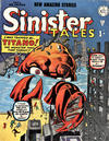 Cover for Sinister Tales (Alan Class, 1964 series) #1