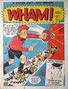 Cover for Wham! (IPC, 1964 series) #2