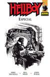 Cover for Hellboy Especial (NORMA Editorial, 1999 series)