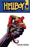 Cover for Hellboy: Casi un Coloso (NORMA Editorial, 1998 series)